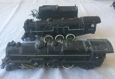 American Flyer Engines 310 & 293, plus Tender