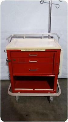 Medical Adult Crash Cart @ (155436)