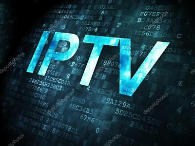 IPTV SUBSCRIPTION SPECIAL 12 MONTHS -3700+ Live Channels/Video On Demand