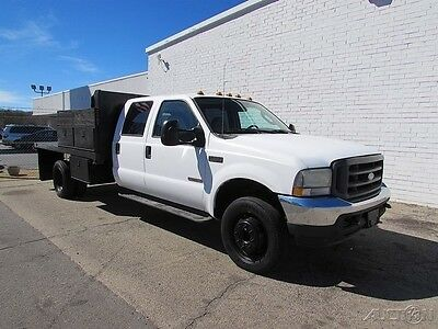 2004 Ford F-550 Chassis  2004 Ford F-550 Chassis Used 6L V8 32V Automatic RWD Diesel