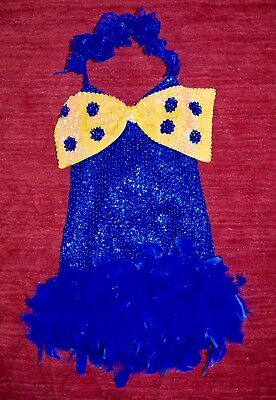 Girls Dance Jazz  Halloween Costume  ~ Size Small ~ Outfit