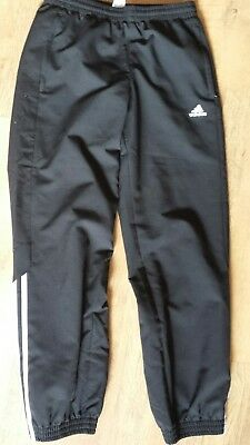 Boys Adidas tracksuit  bottoms, age 13-14 years. BNWOT.