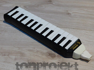vintage HOHNER MELODICA PIANO 26 hooter melodika Deutschland 1970`