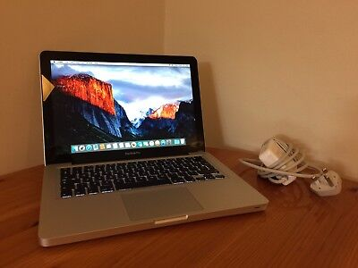 Macbook Pro 13-inch mid 2012 4GB 2.5 GHz Intel Core i5 - Fully Functional