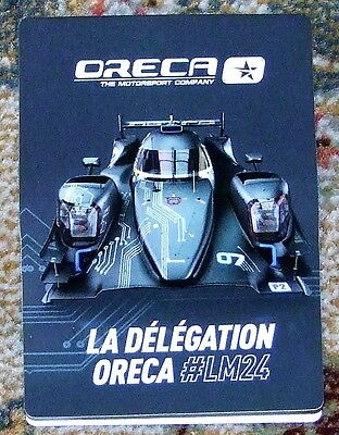 Le Mans 24 Hours 2017 Oreca Press Kit
