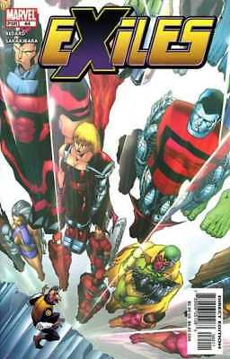 Exiles (2001 series) #64 in Very Fine condition. FREE bag/board