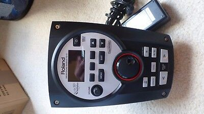 Roland Td-11 V Drums Drum Sound Module - Drum Brain