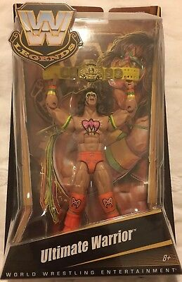 WWE LEGENDS * Ultimate Warrior * SERIES 6 Action Figure