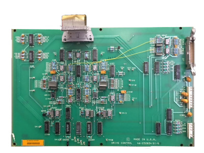 DRIVE CONTROL BOARD 46-232834 for GE AMX 4 PLUS Portable X-Ray