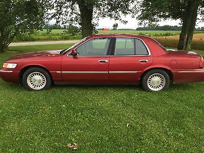 1999 Mercury Grand Marquis  1999 Mercury Grand Marquis