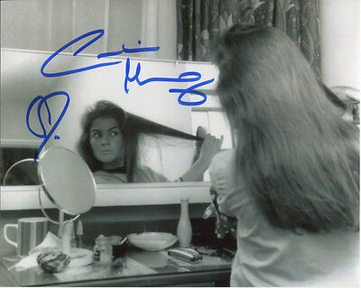 Caroline Munro Signed Photo -  Beautiful!! - C295