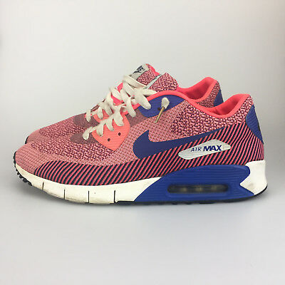 NIKE AIR MAX 90 Jacquard Size 12 US JCRD PRM Hyper Punch
