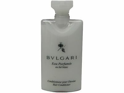 Bvlgari au the blanc Conditioner lot of 6 each 2.5oz Total of 15oz