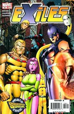 Exiles (2001 series) #78 in Near Mint condition. FREE bag/board