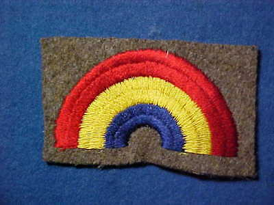 WWI 42nd DIVISION PATCH..