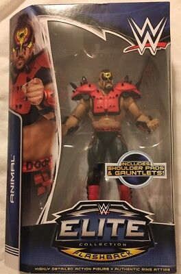 Wwe Elite Collection Flashback *animal* Series #30