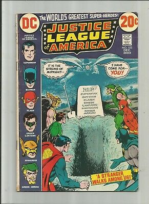 Justice League Of America #103 3.5-4.5 Copy 1 Of 2 Free Comb Shipping