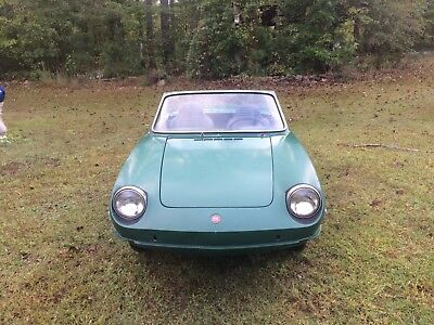1972 Fiat Other  1972 FIAT Spider 850 Convertible