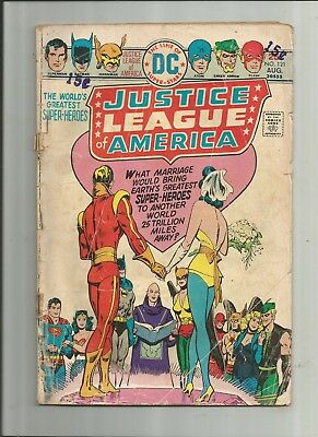 Justice League Of America #121 2.0-2.5 Free Comb Shipping