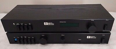 Creek Audio Systems CAS3140 CAS4140 Stereo Tuner Receiver