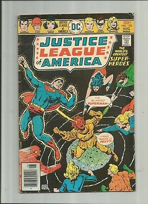 Justice League Of America #133 3.0-4.0 Free Comb Shipping
