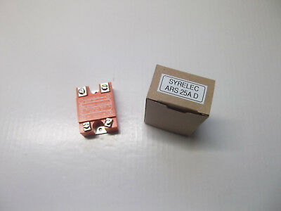 Syrelec Ars 25A D Solid State Relay