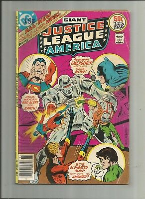 Justice League Of America #142 3.5-4.5 Free Comb Shipping