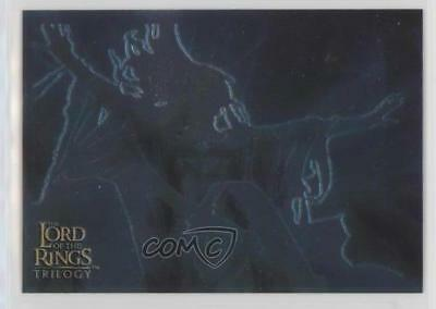 2004 Topps Chrome The Lord of the Rings Trilogy #28 Evil Queen Card 1i7