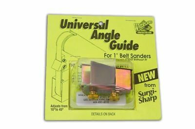 Knife Sharpening Angle Guide  - Sharpen EXACT angles on edges from 10 to 45 New!