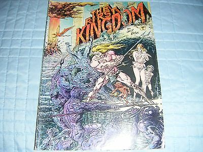 The First Kingdom #1  Underground Comix  1st Printing  1974  Jack Katz