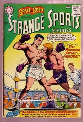 Brave And The Bold #47 1963- Strange Sports Stories Fn