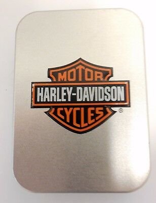 Harley Davidson Hd Zippo Collection Lighter Case Only Usa Made