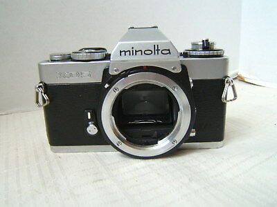 Minolta Xd5 Film Camera Body