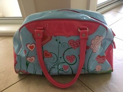 BOBBLE ART Bag - Very good condition **PERFECT FOR EVERY LITTLE GIRL**