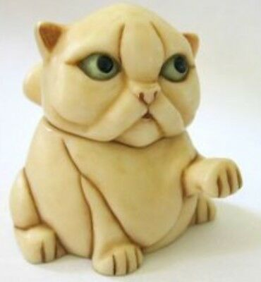 NIB Harmony Ball POT BELLYS CAT Lil' Mousers Figurines Collectible FARINA
