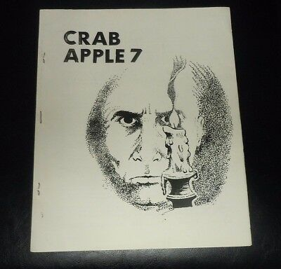 [APH] sf fanzine CRABAPPLE #7 Mary Reed 1968