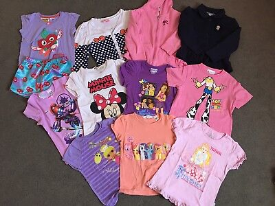 Girls Summer Clothing (12 Pieces) - Size 6