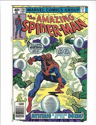 The Amazing Spider-Man #198 (Nov 1979, Marvel)