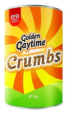 Golden Gaytime Crumbs In A Tin