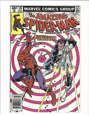 The Amazing Spider-Man #201 (Feb 1980, Marvel)