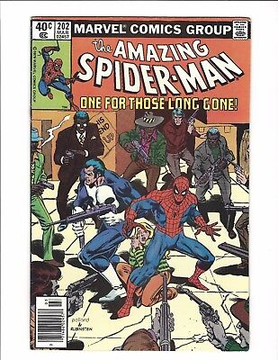 The Amazing Spider-Man #202 (Mar 1980, Marvel)