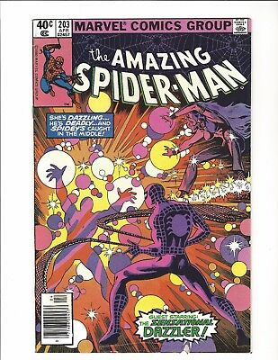 The Amazing Spider-Man #203 (Apr 1980, Marvel)