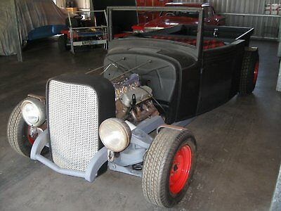 1933 Ford Bb Pickup Ratrod