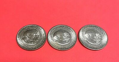 ••washington / Carver Silver 50 Cents Commemorative Lot Coins Estate ••