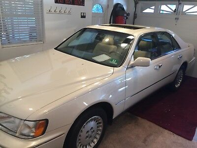 1998 Infiniti Q45  1998 INFINITY Q45 **ONLY 15k MILES** ONE OWNER **WOW***