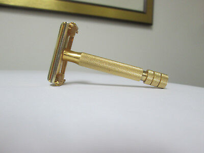 Vintage  GILLETTE  ROCKET  Made In England   SAFETY RAZOR