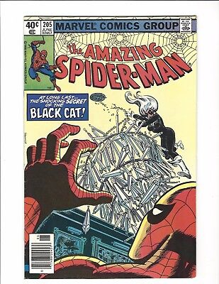 The Amazing Spider-Man #205 (Jun 1980, Marvel)