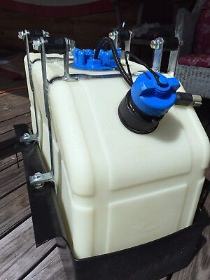 DEF Transfer Tank 15 Gal.Shaw Development Multi Function Head Unit