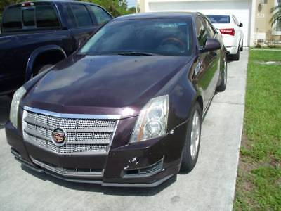 2009 Cadillac CTS Black Leather, Cold Air, Runs Great 2009 Cadillac CTS Runs Great, Cold Air!!