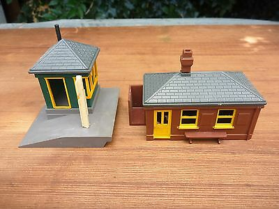 Vintage Triang Railway Buildings